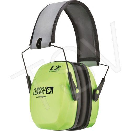 ***DISCONTINUED*** SAO696 Leightning® Hi-visibilty Earmuffs Style: Folding CSA Class: BL NRR dB27