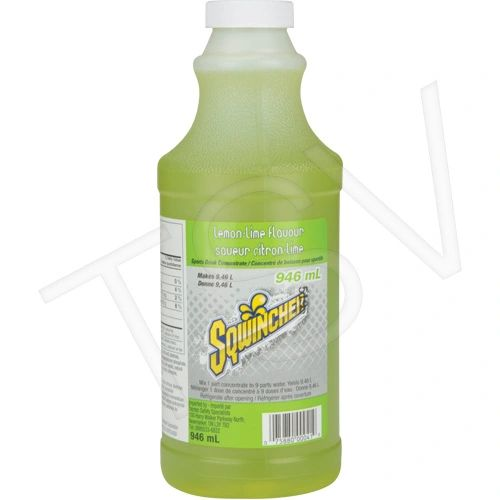 ***DISCONTINUED*** SQWINCHER LIQUID CONCENTRATE 32oz Bottle Yield 2.5Gallon (Variety of Flavours)