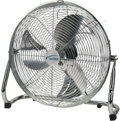 "EA528 High Velocity Floor 16"" or 18"" Fans 3-Speed 1/4 HP MATRIX"