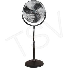 "EA289 20"" High Velocity Pedestal Fans 3-Speed 1/5 HP MATRIX"