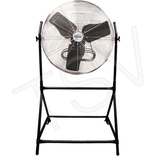"EA476 24"" Roll-About Air Fans 3-Speed 1/5 HP MATRIX"