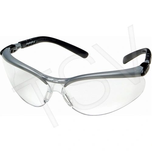 SAO648 3M Bx Eyewear Met: CSA Z94.3 Lens Tint: Clear or Grey/Smoke Coating: Anti-Fog 3M
