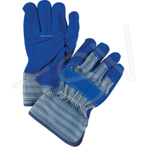SEI496 Premium Quality Split Cowhide Fitters Gloves with Kevlar®, Large ZENITH