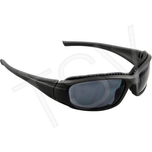 SDN367 3M Safety Sunwear CSA Z94.3/ANSI Z87+ Lens Tint: Grey/Smoke Lens Coating: Anti-Fog/Polarized 3M SS1511AF-B-CA
