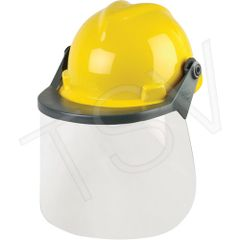 SAM401 Head & Face Protection Systems 1 SAF960 V-Gard ®yellow hard hat 1 SEJ998 Frame for V-Gard ® 1 SEK030 Clear polycarbonate faceshield