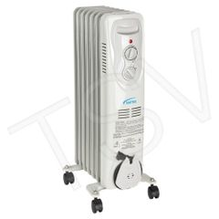 EA612 Oil-Filled Heater Type: Oil Filled Power Source: Electric Min BTU Rating: 2048 Max BTU Rating: 5120 MATRIX