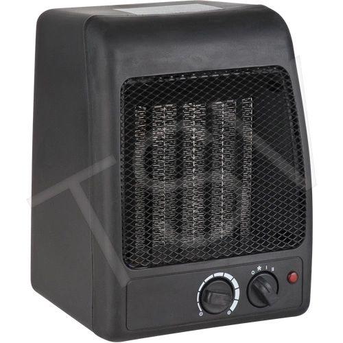 EA599 Portable Ceramic Heaters Type: Ceramic Power Source: Electric Min BTU Rating: 2560 Max BTU Rating: 5200 MATRIX