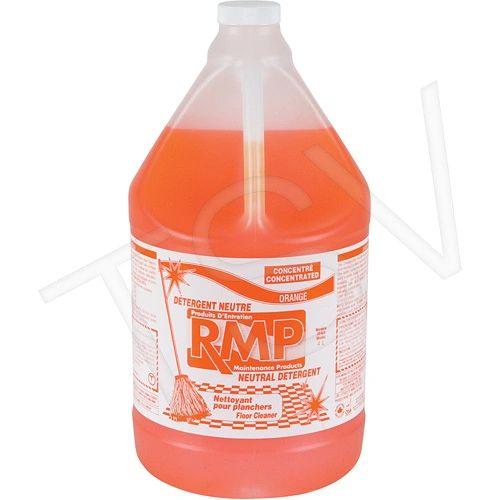 JA464 Orange Scented Neutral DETERGENT FLOOR Cleaner 4 L Jug RMP