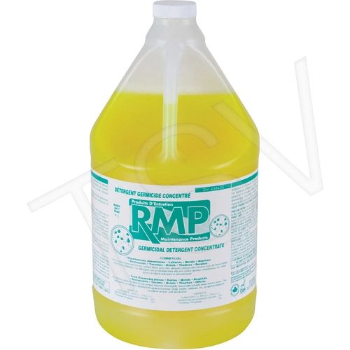 JC686 Disinfectant & MULTI-PURPOSE Lemon Scent CFA Cleaner 4 L Jug RMP