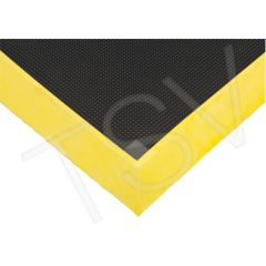 "SDL874 Foot Sanitizing Mat Width: 2-2/3' Length: 3-1/4' Thickness: 2-1/2"" Colour: YELLOW ZENITH"