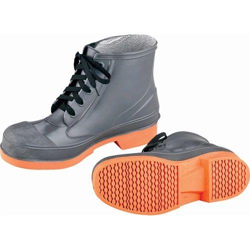"SAP805 SureFlexTM Work Boots 6"" 100% Waterproof PVC STEEL TOE KNEE BOOT (SZ 6-13) ONGUARD #87981"