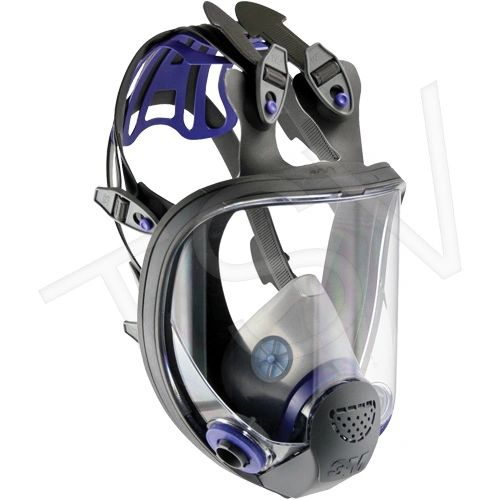 SEB184 3M Ultimate FX FF-400 Series Full Facepiece Respirator Silicone
