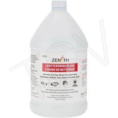 SEE381 Lens Cleaner for Safety Glasses Anti-Fog, Anti-Static Refill Bottle 3780ml ZENITH