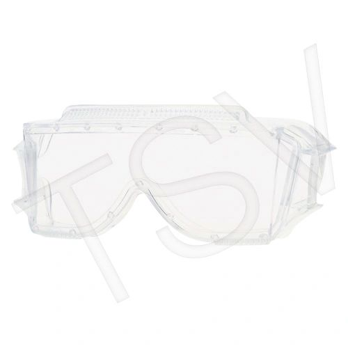 SGC403 3M Centurion Safety Impact Goggles Ventilation Type: Indirect Lens Tint: Clear CSA Anti-Fog #40321-0000-80