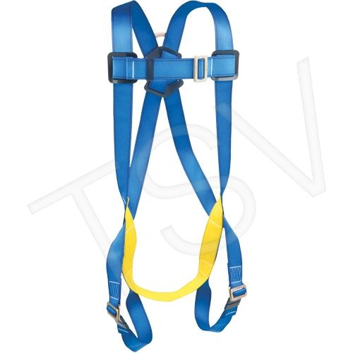 SEB371 FIRST HARNESSES CSA Class: A Weight Capacity: 310LBS Universal 3-POINT ADJ. 3M PROTECTA FALL PROTECTION #AB17510C