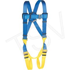 SEB372 FIRST HARNESSES CSA Class: A Weight Capacity: 310LBS Universal 5-POINT ADJ. 3M PROTECTA FALL PROTECTION #AB17530C