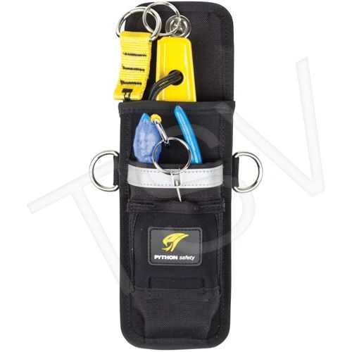SDP350 Dual Tool Holster Tether Included: Dual Retractor Lanyard 3M DBI SALA FALL PROTECTION FOR TOOLS #1500107