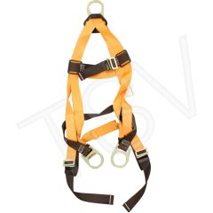 SN065 Titan Contractor's Harnesses CSA Class: A/P Weight Capacity: 400 lbs. Size: Universal MILLER #T4007/UAK