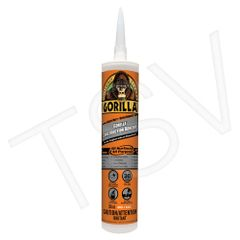 AF413 Gorilla Construction Adhesive Format: 9 oz. Container Type: Cartridge Colour: White Application Time: 10 min. GORILLA #8110003
