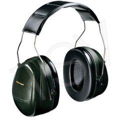 SC165 3M Peltor NRR dB27 Optime 101 Series Earmuffs #H7A DARK GREEN