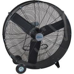 "EA288 Light Industrial Direct Drive Drum Fans Dia. 36"" Speeds: 2 MATRIX 3.5HP"
