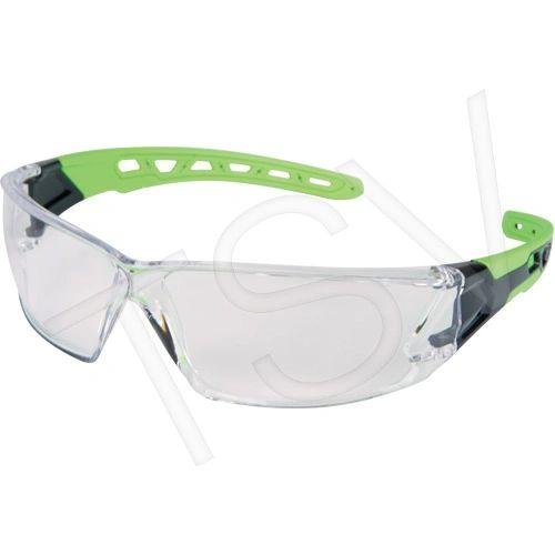 SDN701 Safety Glasses CLEAR ANTI-SCRATCH LENS UV Flexable Arm CSA Z94.3/ANSI Z87 ZENITH #Z2500