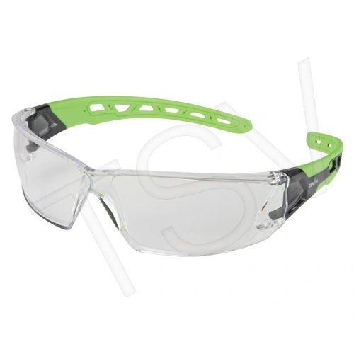 SDN706 Safety Glasses CLEAR ANTI-FOG LENS UV Flexable Arm CSA Z94.3/ANSI Z87 ZENITH #Z2500