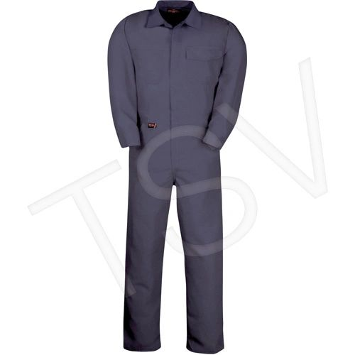 SAR573 Nomex ® IIIa Work Coverall 6oz Navy Blue BIG BILL #TX1100N6-NAVY (SZ 38-54)