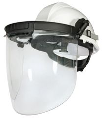 SEJ800 Uvex Turboshield Face Shield Headgear ONLY Parts Include: Bracket #S9500
