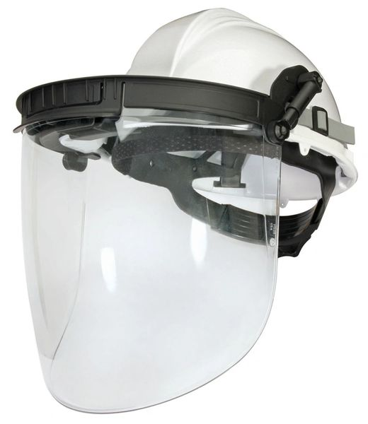 SEJ800 HEADGEAR ONLY for Uvex Turboshield Face Shield Parts Include: Bracket #S9500
