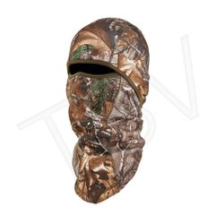 SGH657 N-Ferno 6823 Wind-Proof Hinged Balaclava Fleece Camoflauge ERGODYNE #16833