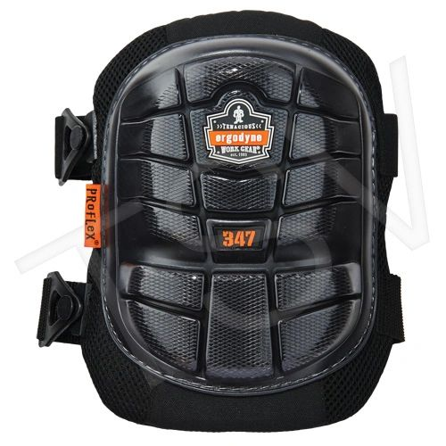 SFU731 ProFlex ® 347 Lightweight Gel Knee Pad Closure Buckle Pad Foam/Gel Cap ERGODYNE #18447