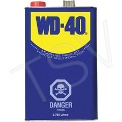 NA609 WD-40® Penetrant LUBRICANT Multi-Purpose 3.785L Can MFG #01010