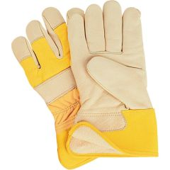 SEM278 Thermal Lined Grain Cowhide Fitters Gloves, Standard X-LARGE