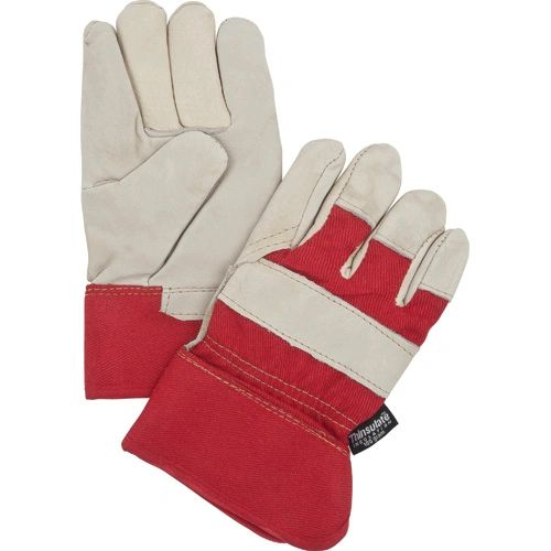 SAS501 ThinsulateTM 100-g Lined Grain Cowhide Fitters Gloves, Premium, LADIES
