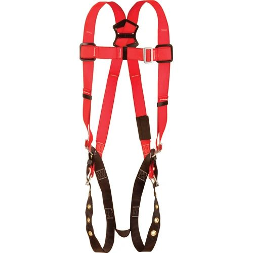 SEB366 Harness, Vest-Standard D-Rings: Back Leg:TONGUE BUCKLE MED/LRG PROTECTA CSA CLASS A