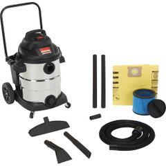 JD441 Contractor/Industrial 10 US Gal. Wet/Dry Vac 6.5 Peak HP #96265-10 SHOP VAC