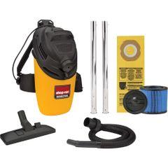 JK947 Shop Pack® 4 US Gal Backpack Dry Vacuum #2861010 SHOP VAC