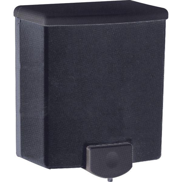 NG436 SOAP DISPENSER POUR-IN TYPE #42 BOBRICK (for NI343, NI347, JA420) BLACK