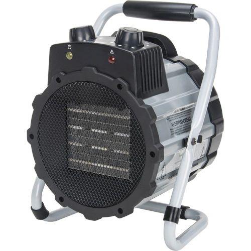 EA650 Portable Ceramic Heater Type: Ceramic Power Source: Electric Min BTU Rating: 2560 BTU/H Max BTU Rating: 5120 BTU/H MATRIX