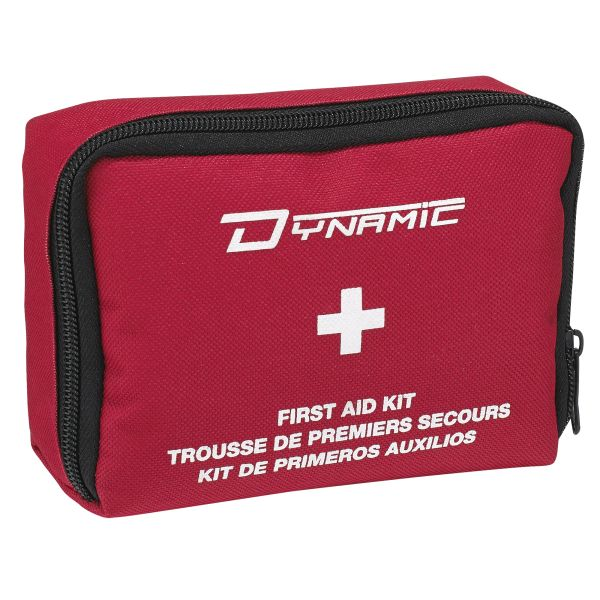 SGA994 Ontario Class 1 First Aid Kit Personal Nylon pouch Bulk - 10 units DYNAMIC SAFETY