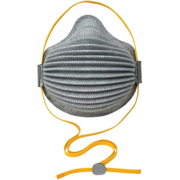 SEK887 AirWave N95 Respirators #4800 Dura-Mesh LONG WEAR 8/BX MOLDEX