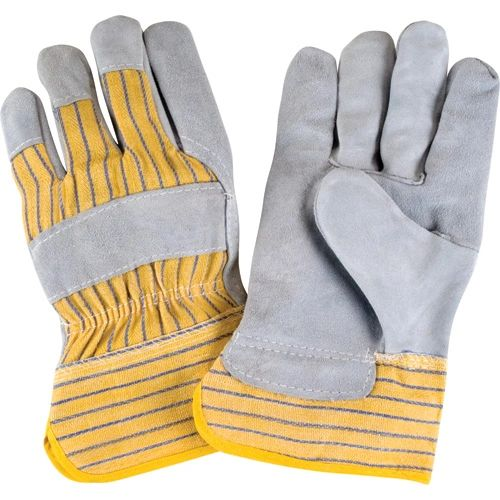 SAP224 Split Cowhide Fitters Gloves, SUPERIOR Quality, LARGE