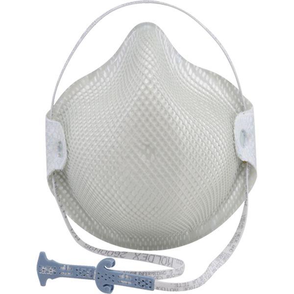 SJ900 N95 Particulate Respirators 2600 15/BX (SMALL OR MED/LAR) #2600N95 MOLDEX