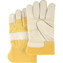SAN270 Grain Cowhide FURNITURE Leather Gloves, LARGE