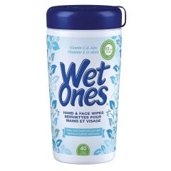 ***TEMPORARILY RESTRICTED FROM PURCHASE***JH774 WET ONES Sanitizing Wipes Canister #120806
