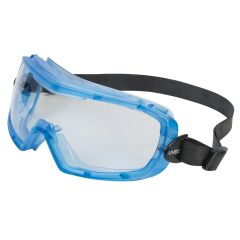 SGH405 Entity Safety Goggles Indirect CLEAR Anti-Fog NEOPRENE BAND #S3541X UVEX BY HONEYWELL