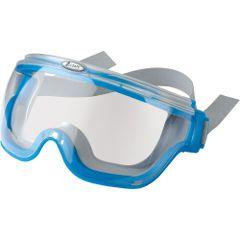 SAK607 OTG Safety Goggles CLOSED VENTILATION CLEAR Anti-Fog/Anti-Scratch NEOPRENE BAND ANSI Z87+ #14399 KLEENGUARD Revolution
