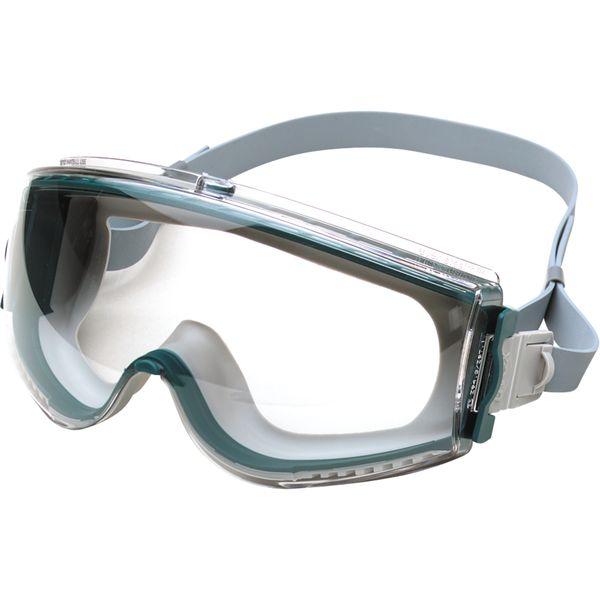 SE792 Stealth® Safety Goggles Grey/Smoke LENS INDIRECT VENTILATION ANTI-FOG Neoprene BAND ANSI Z87+/CSA Z94.3 #S3961C UVEX BY HONEYWELL
