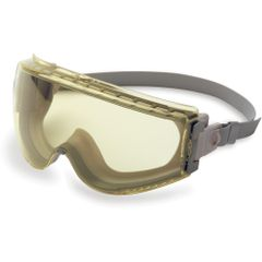 SE793 Stealth® Safety Goggles Amber ANTI-FOG INDIRECT VENT NEOPRENE BAND ANSI Z87+/CSA Z94.3 #S3962C UVEX BY HONEYWELL